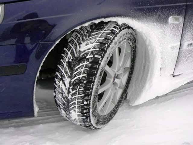 Kış lastiklerinizi değiştirdiniz mi?