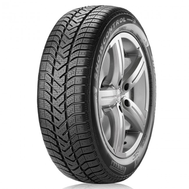Pirelli Winter SnowControl Serie 3 205 55R16