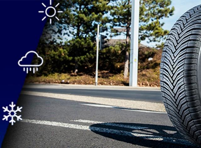 Önemli bir Michelin İnovasyonu-CrossClimate!