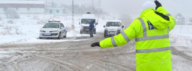 Zorunlu Kış Lastiği Kullanımı 1 Aralık'ta Başlıyor