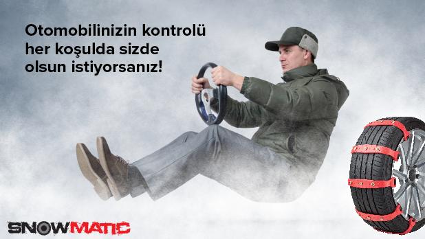 Snowmatic Kar Zinciri