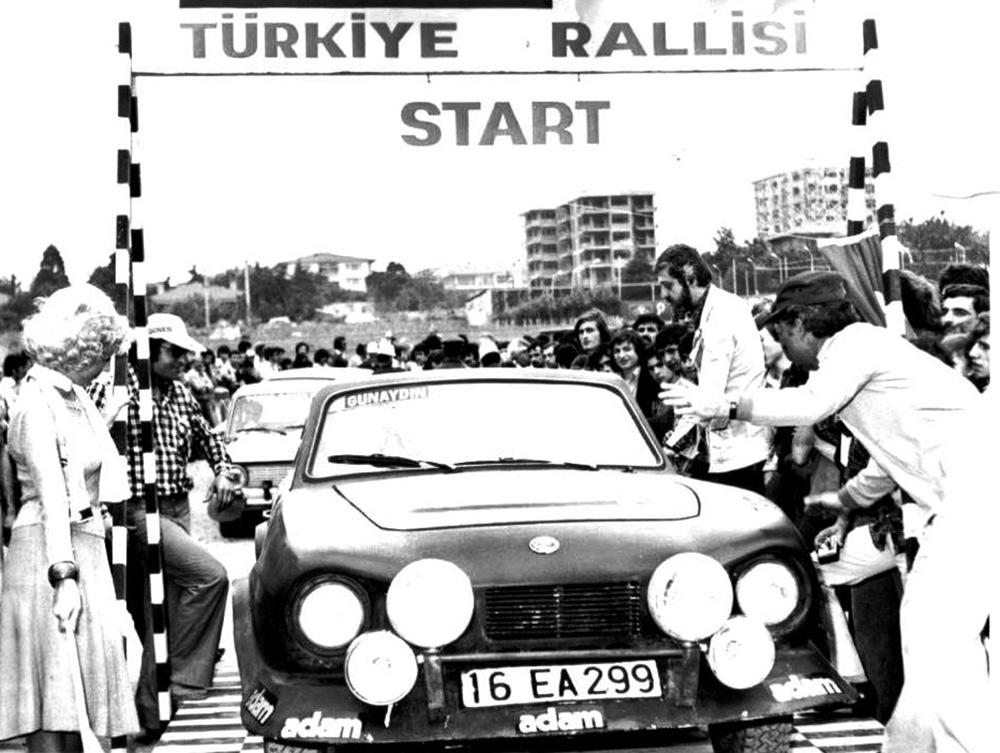 1975 Türkiye Rallisi, Anadol STC-16