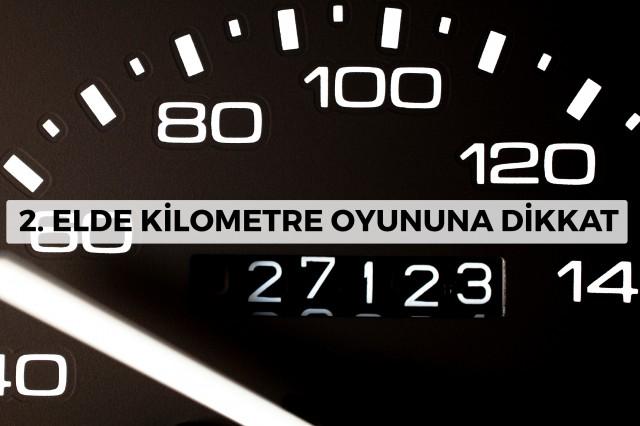 İkinci El Araç Alırken Kilometresi İle Oynanmış Aracı Anlamanın 5 İpucu