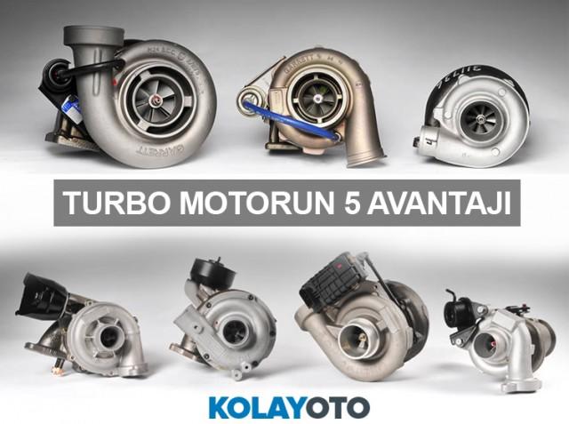 Turbo Motorun, Atmosferik Motora Göre 5 Avantajı