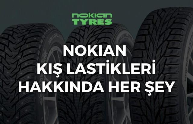 Nokian kış lastiği modelleri, fiyatları ve yorumları