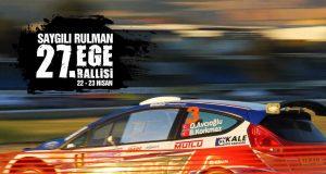 Türkiye Ralli Şampiyonası başlıyor!