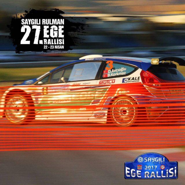 2017 Türkiye Ralli Şampiyonası başlıyor!