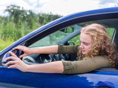 trafiğe yeni çıkan acemi sürücüler