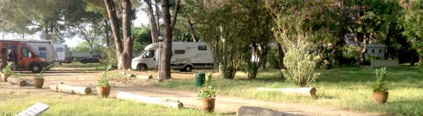 karavan parkı