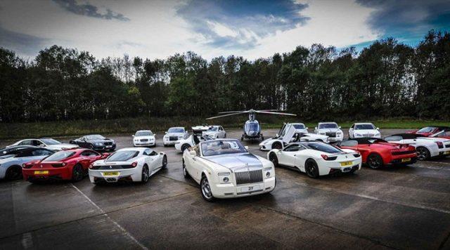Araba tutkunluğu ile bilinen ünlü isimler ve arabaları!