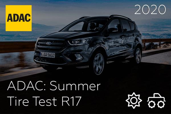 2020 Yaz Lastiği Testi ADAC & TCS