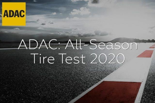 ADAC 4 Mevsim Lastiği Testi 2020