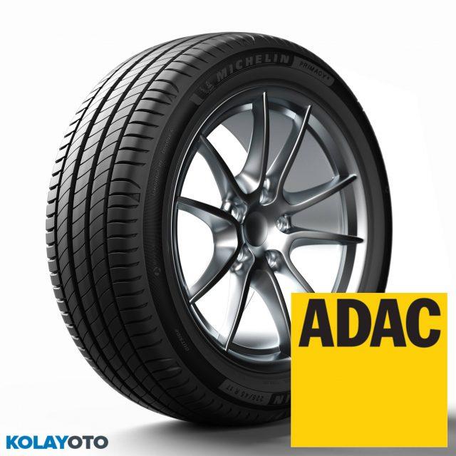 Michelin Primacy 4: ADAC 2020 Yaz Lastiği Testi 1.si
