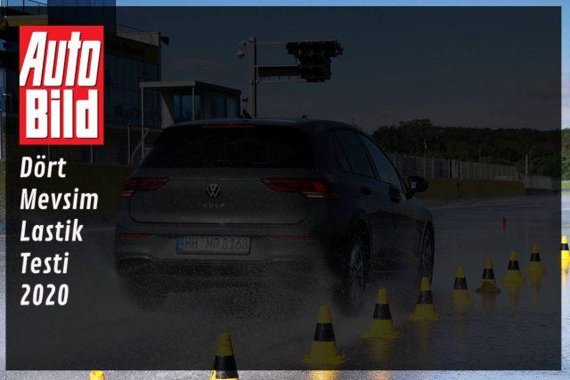 2020 AutoBild Dört Mevsim Lastik Testi