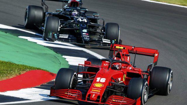 Pirelli P Zero: Formula 1 Lastikleri
