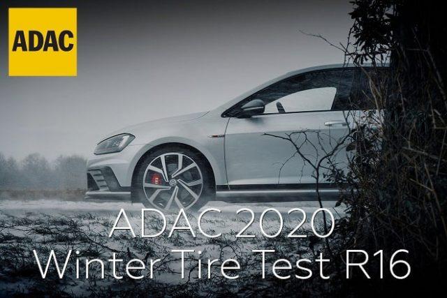 2020 ADAC Kış Lastiği Testi 205/55 R16