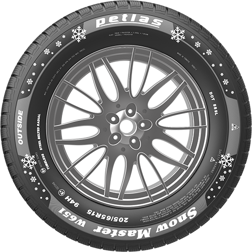Petlas Snow Master W651 | Lastik Model İnceleme