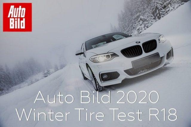 2020 AutoBild Performans Kış Lastiği Testi