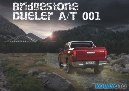 Bridgestone Dueler A/T 001 | Off-Road Lastik Model İnceleme