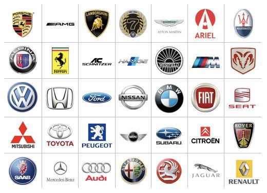 5 Büyük Araba Marka Logolarının Arkasındaki Hikaye
