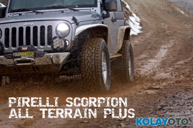 Pirelli Scorpion All Terrain Plus | Off-Road Lastik Model İnceleme