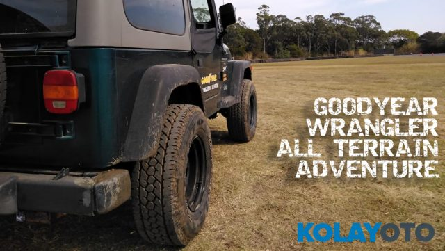 Goodyear Wrangler All Terrain Adventure | Off-Road Lastik Model İnceleme