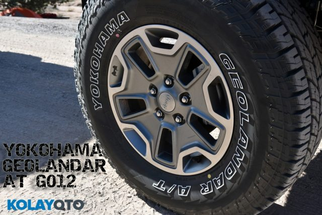 Yokohama Geolandar AT G012 | Off-Road Lastik Model İnceleme