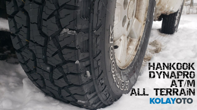 Hankook Dynapro AT/M | Off Road Lastik Model İnceleme
