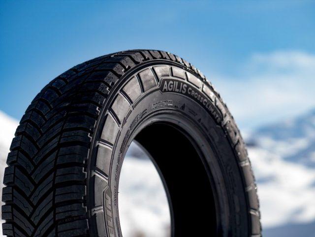 Ticari Lastik İncelemesi: Michelin Agilis CrossClimate